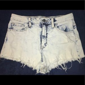 Forever 21 gently used jean shorts